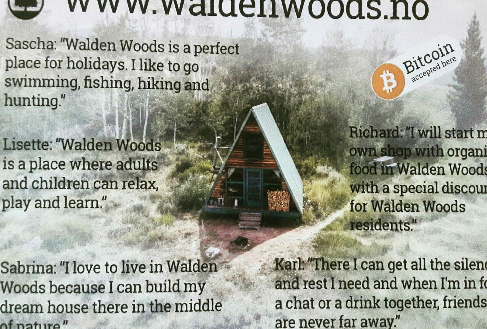walden woods retraite